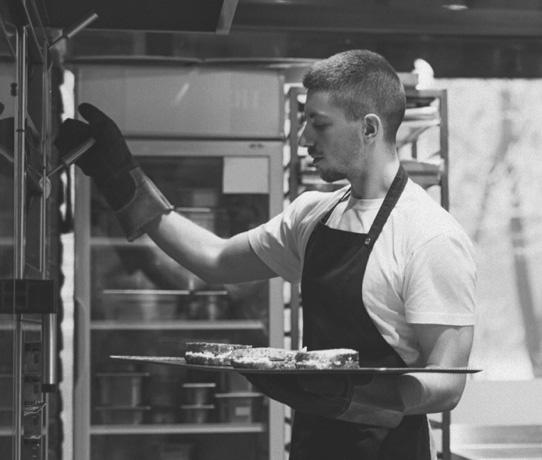Enhanced Job Branding-restaurant worker